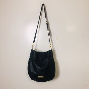 Marc Jacobs Crossbody Black Leather Bag